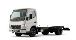 Canter FE71 Cab & Chassis